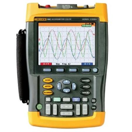 FLUKE 199-C 190 STD MPB measuring instruments