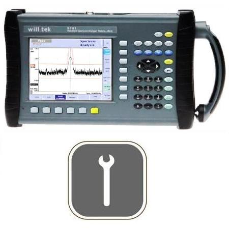WILLTEK 9101-FE 9100 248800 STD RPR MPB measuring instruments